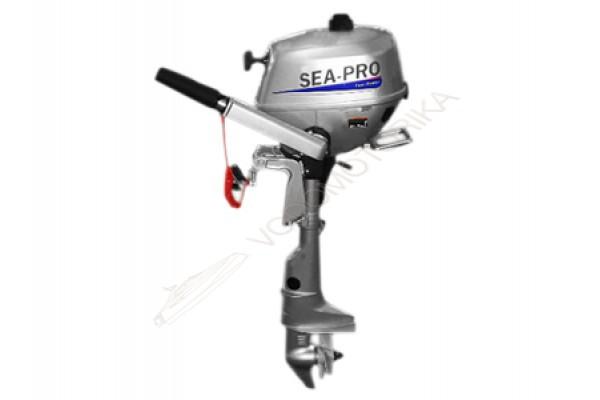Лодочный мотор 4-х тактный SEA-PRO F 2,5 S