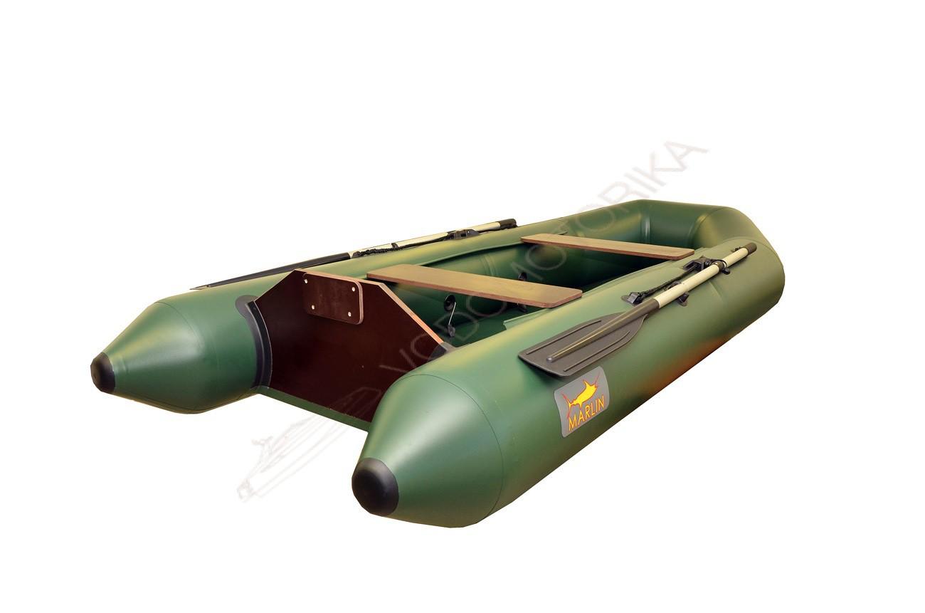 лодка марлин пвх