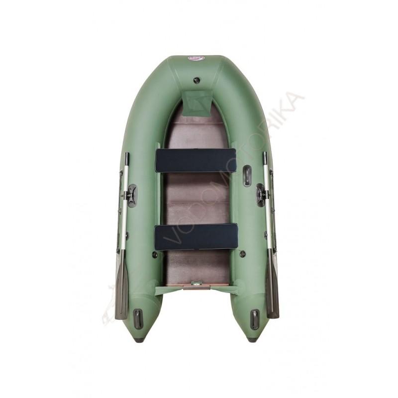 Надувная лодка НАВИГАТОР 270 эконом plus