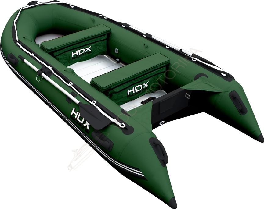 Лодка HDX OXYGEN 370 AL зеленый