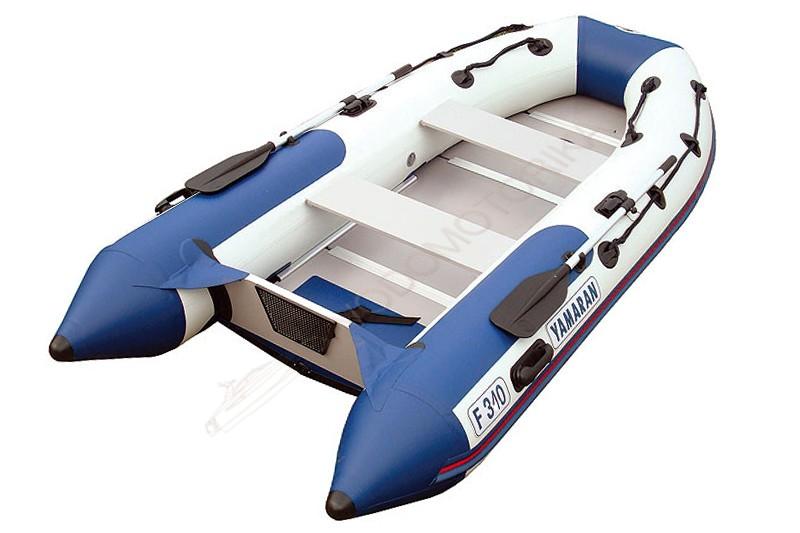 надувная лодка yamaran 330
