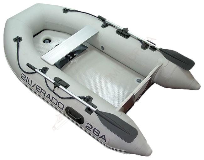 Лодка надувная SILVERADO AIR DECK 28А
