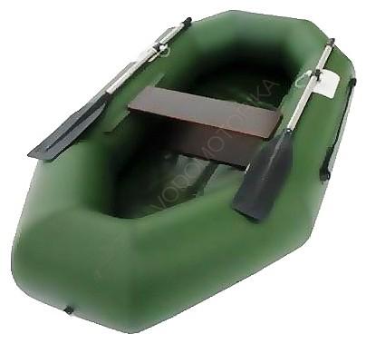 Надувная одноместная лодка Stream Стрим-1,5
