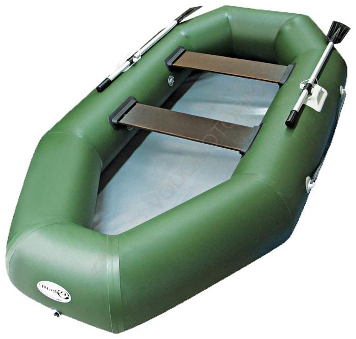 Надувная двухместная лодка Stream Стрим-2