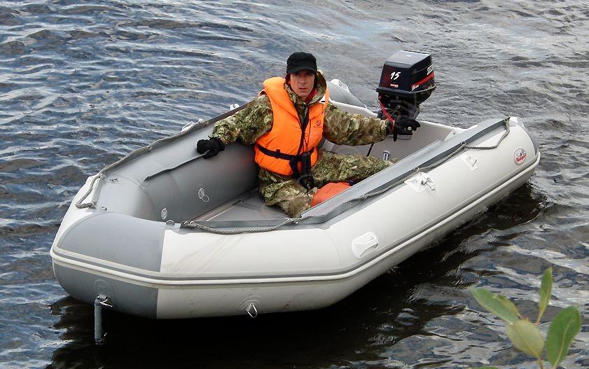 лодка пвх баджер 340 фото