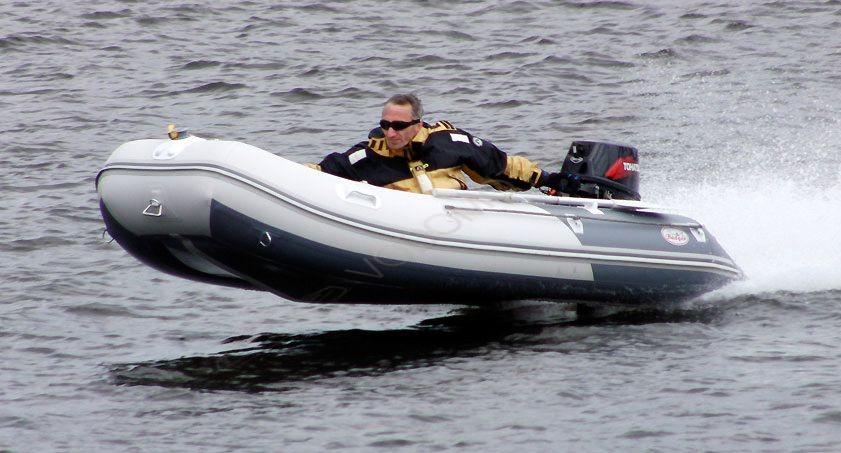 где производят лодки badger