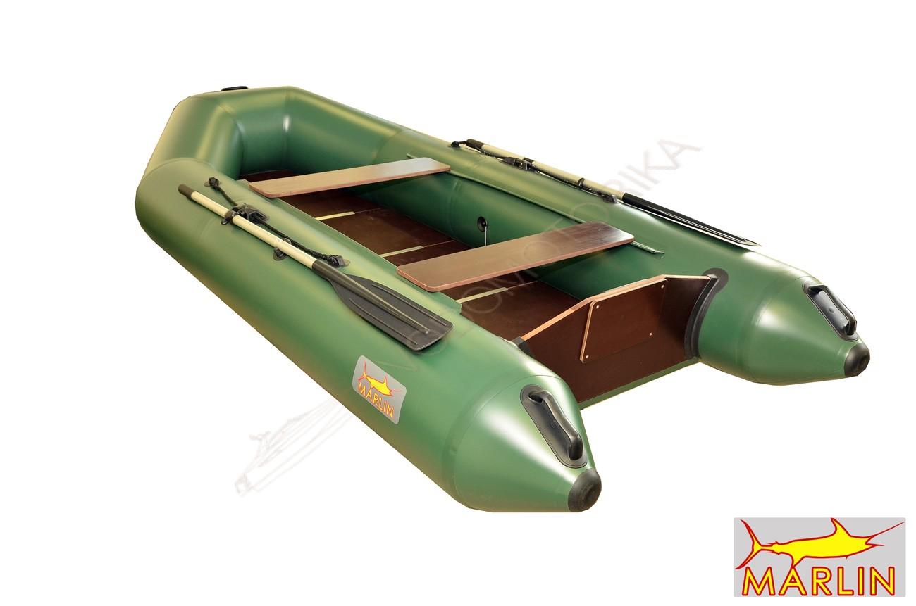 Надувная лодка ПВХ Marlin 320SL+