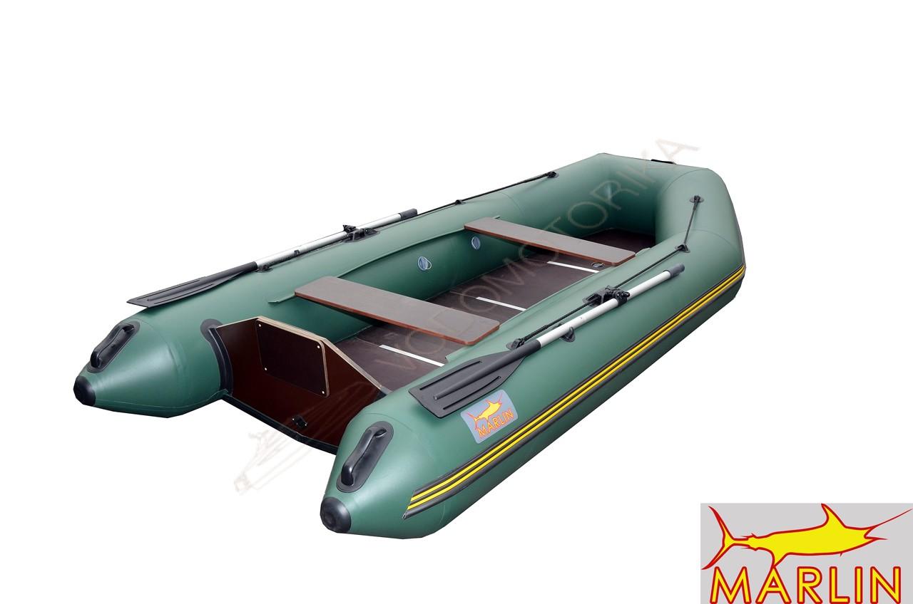 Надувная лодка ПВХ Marlin 320 SLK
