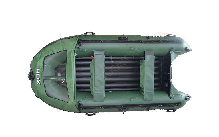 лодка пвх с дном аирдек