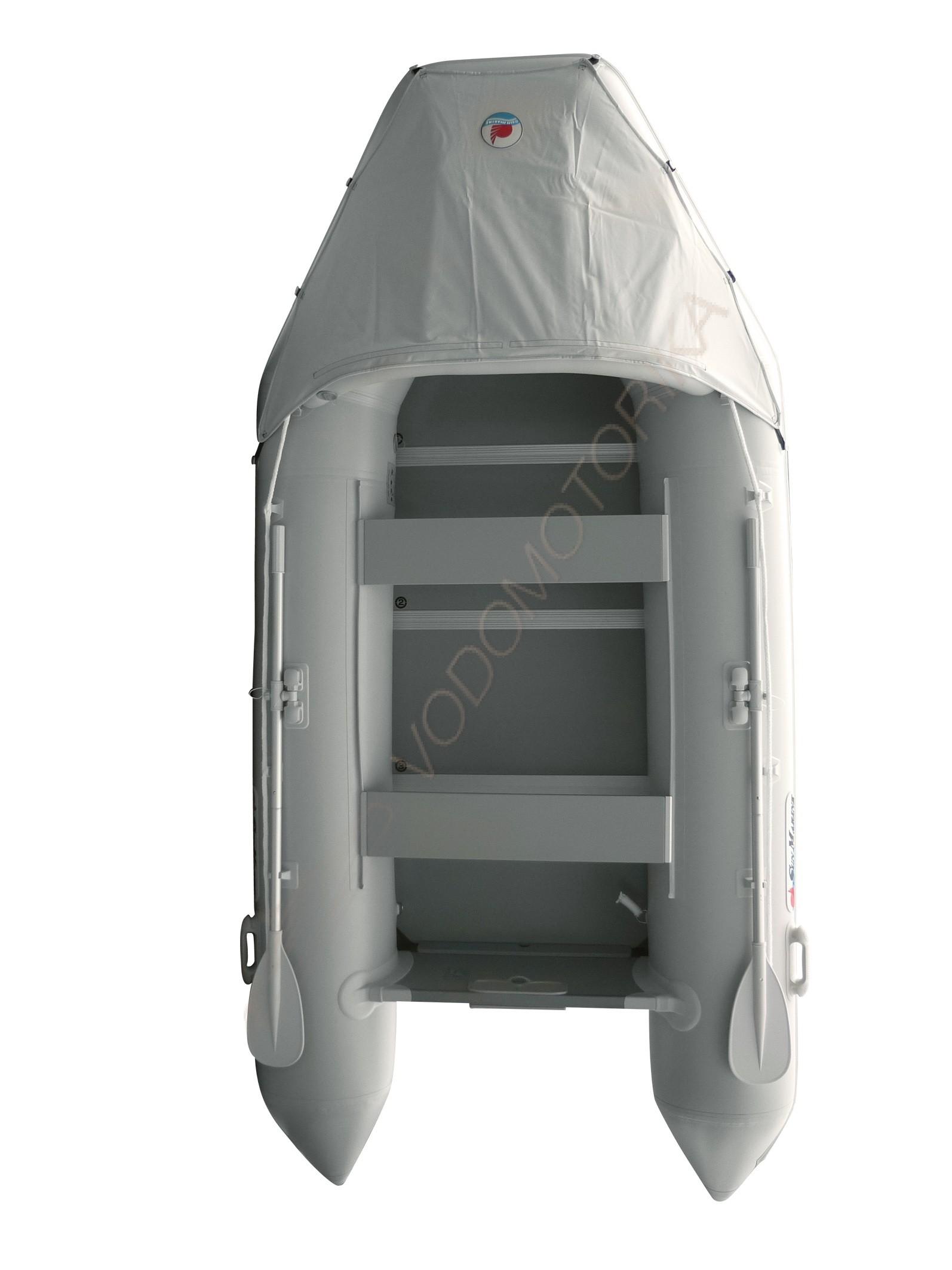 Лодка Sun Marine SM 360 (серый)
