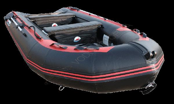 Лодка Sun Marine SA-330 1.5 мм (черный)