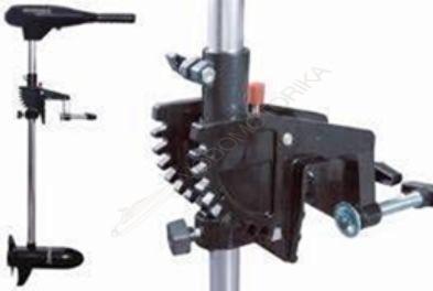 Подвесной электромотор WaterSnake SXB54 Venom (black)