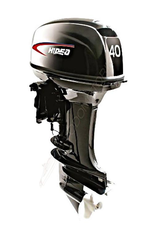 Лодочный мотор 2-х тактный HIDEA HD40FHS