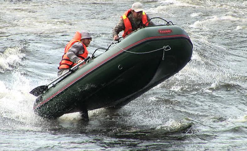 Лодка KORSAR Combat CMB-430Pro (оливка)