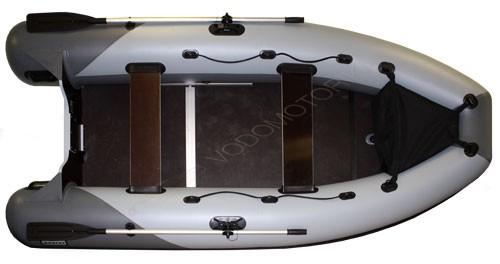 Надувная лодка Фрегат M-370 С л/т