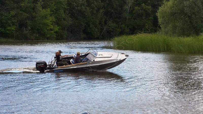 обзор эхолотов для рыбалки с лодки