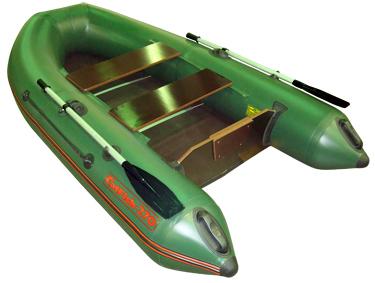 Лодка Мнев и К CATFISH 290 (оливковый)