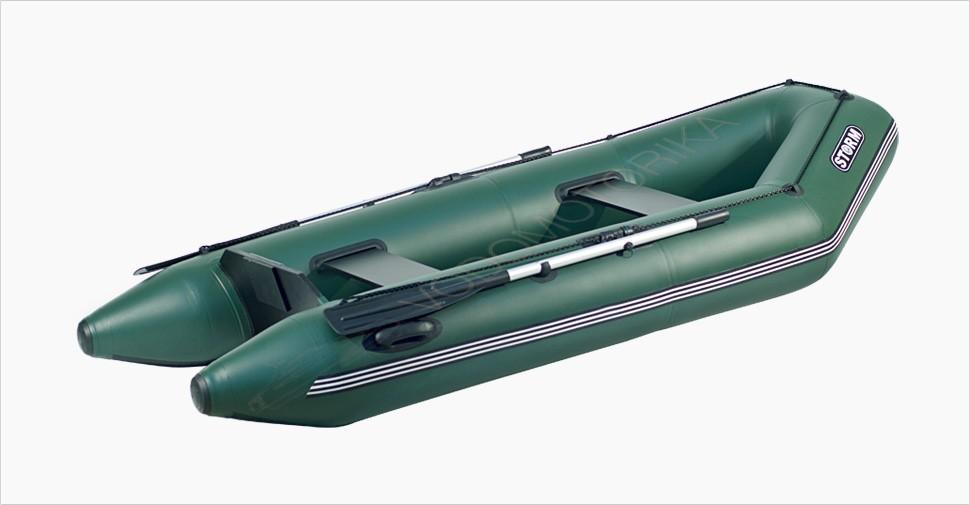 Надувная лодка Aqua-Storm 260-34