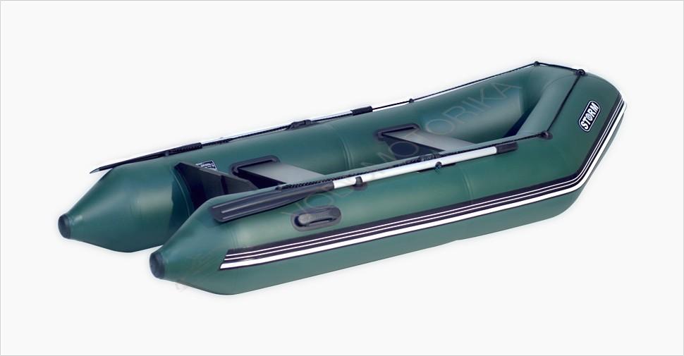 Надувная лодка Aqua-Storm 330-40