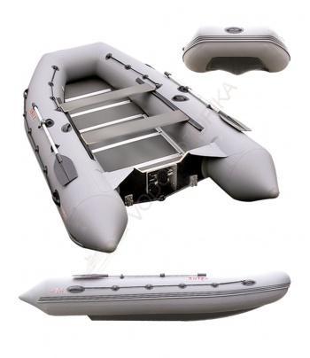 Моторно-гребная лодка Посейдон Антей-380