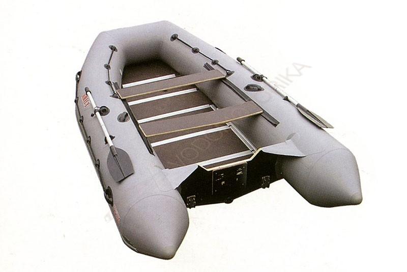 Моторно-гребная лодка Посейдон Антей-400