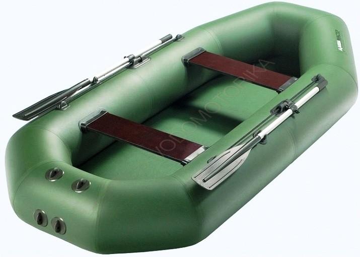 лодка под транец 3 местная