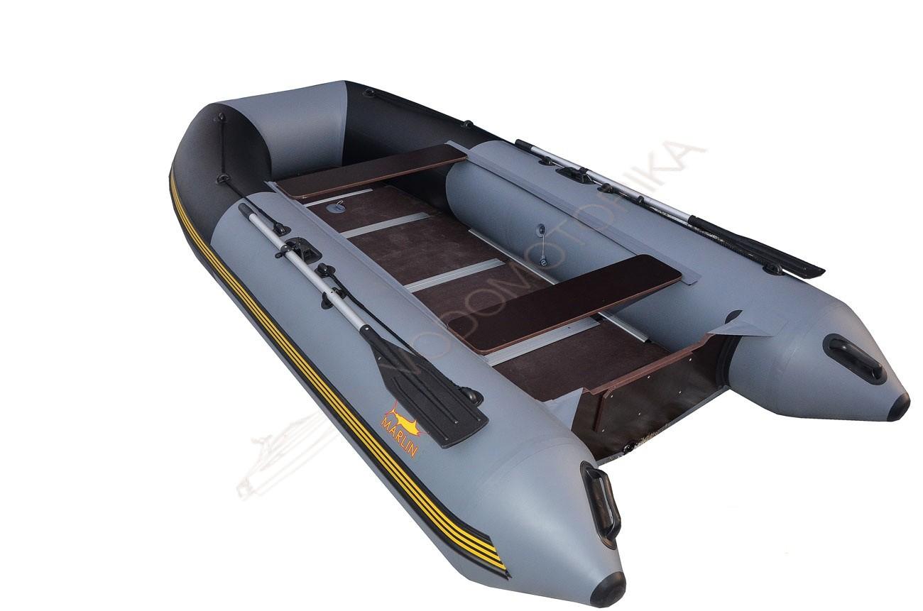 Надувная лодка ПВХ Marlin 340 new