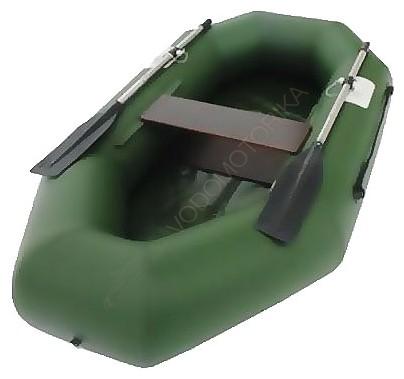 Надувная одноместная лодка Stream Стрим-1.5 light