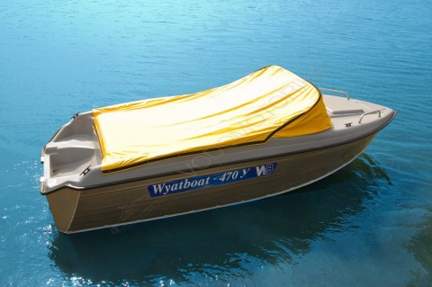 Фото Катер WYATBOAT Wyatboat-470У