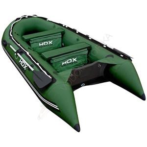 Лодка HDX OXYGEN 300 AL зеленая