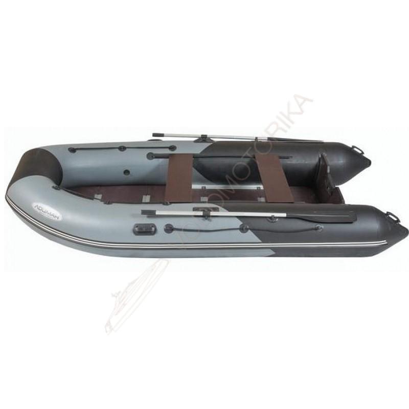 Лодка надувная Golfstream Base Патриот BP 380