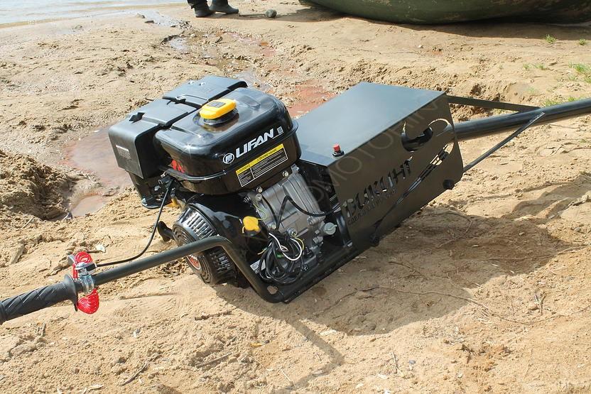 лодочный двигатель болотоход во  краснодаре