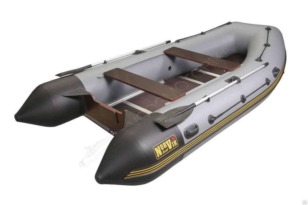лодка норвик 390