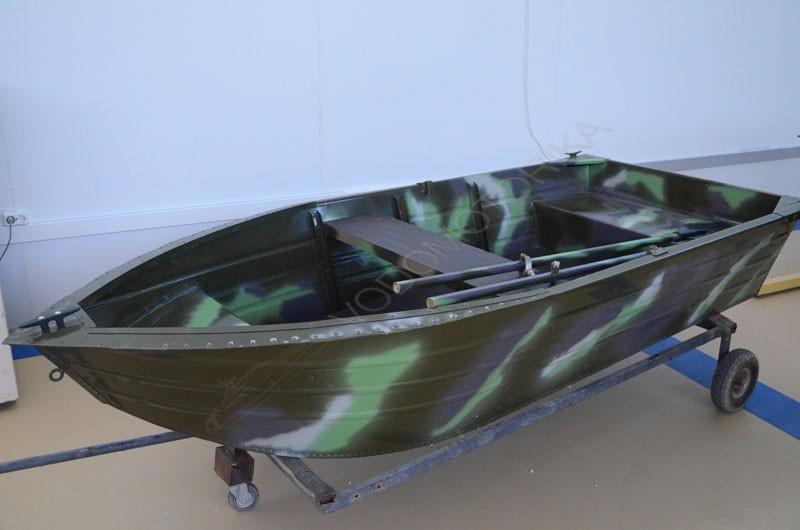 лодка алюминиевая купить б у.фото