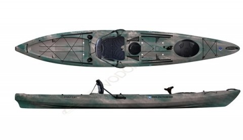Каяк Wilderness Systems Tarpon 140 Angler