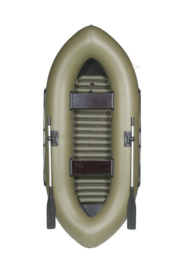 Надувная лодка Лоцман Т-300 НД