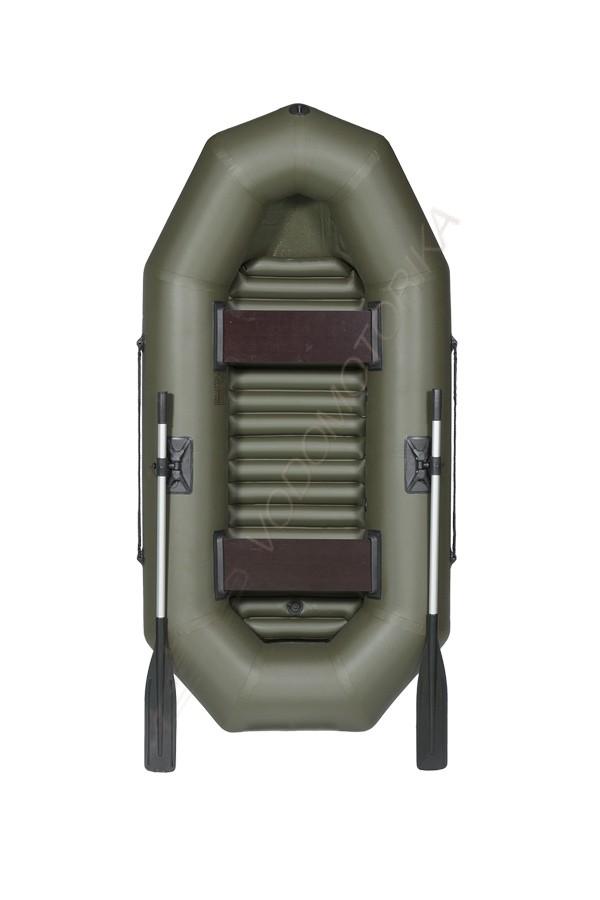 Надувная лодка Лоцман Профи С-240 М НД