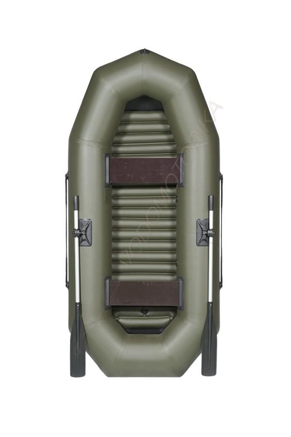 Надувная лодка Лоцман Профи С-260 М НД