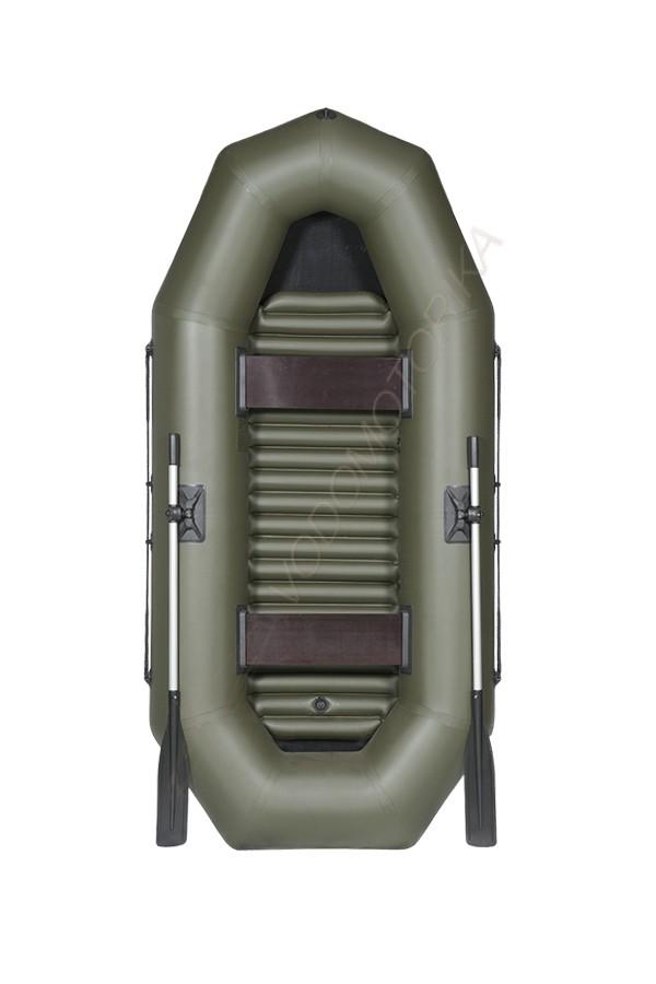 Надувная лодка Лоцман Профи С-280 М НД