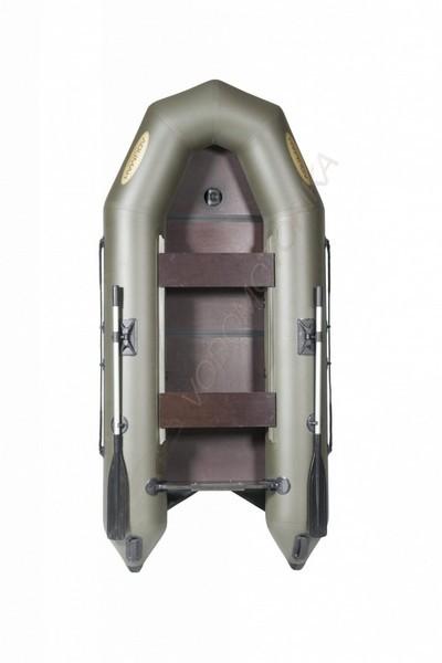 Надувная лодка Лоцман М-290ЖС (с килем)