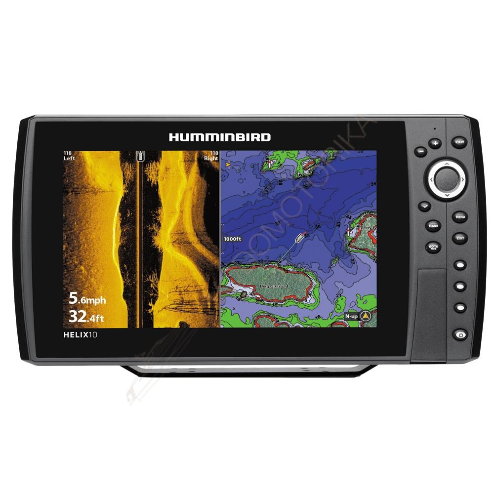 ������ Humminbird HELIX 10X SI GPS ( ���. HB-Helix10XSIGPS )