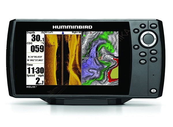 ������ Humminbird HELIX 7X SI GPS ( ���. HB-Helix7XSIGPS )