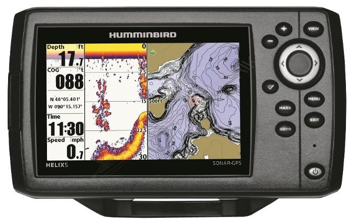 ������ Humminbird HELIX 5 SONAR ( ���. HB-Helix5 )