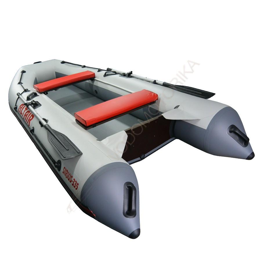 Моторно-гребная лодка Альтаир SIRIUS-335 AIRDECK