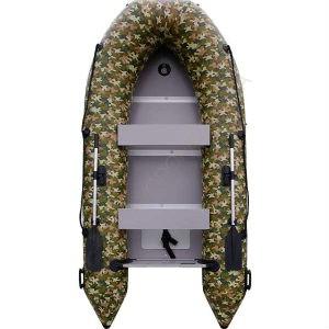 Лодка надувная YUKONA 400 TS без пайола ( камуфляж )