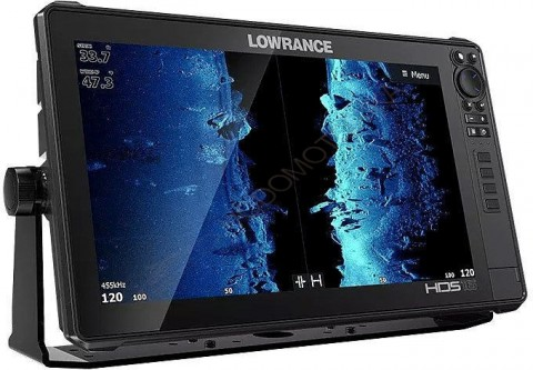 Картплоттер-эхолот Lowrance HDS-16 LIVE No Transducer (ROW) (000-14436-001)