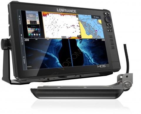 Картплоттер-эхолот Lowrance HDS-16 LIVE with Active Imaging 3-in-1 (ROW) (000-14437-001)