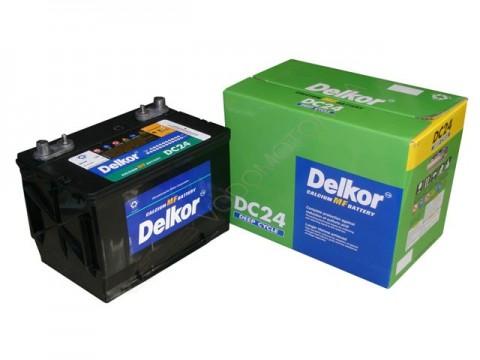 Аккумулятор глубокого разряда DELKOR DC 27