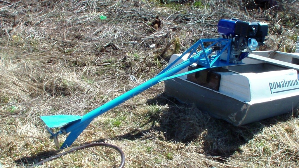 лодочный мотор болотоход запчасти
