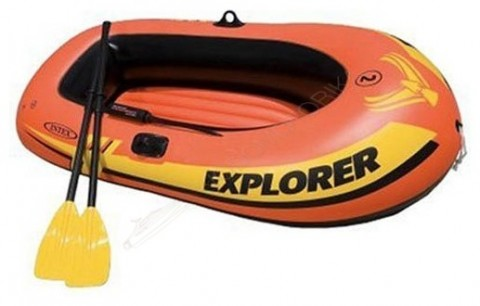 Лодка INTEX Explorer 200 ( 58331 )